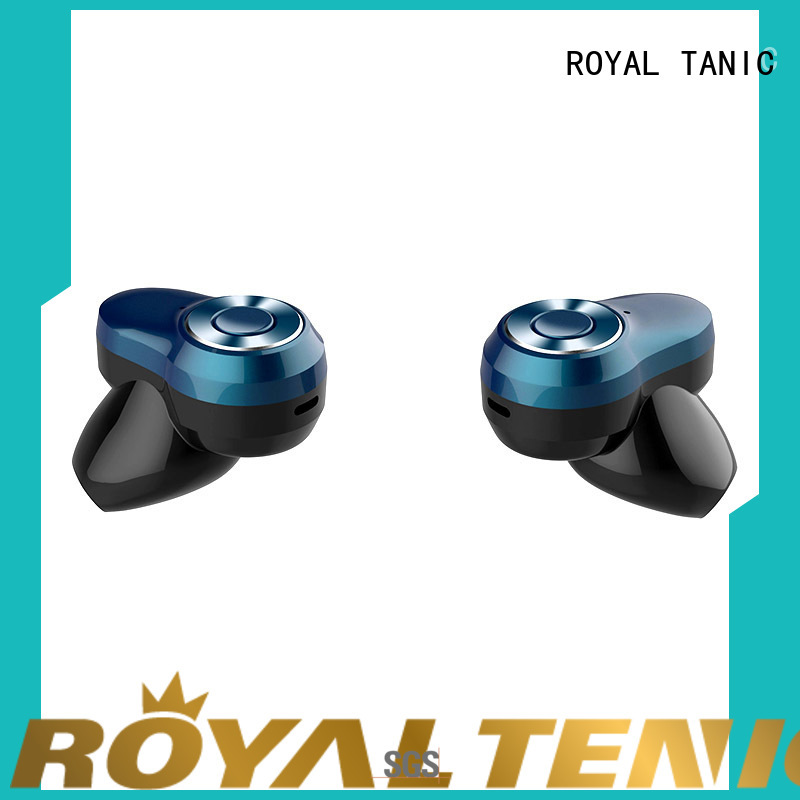 ROYAL TANIC sports bluetooth headphones promotion for work