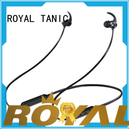 mini sports bluetooth headphones supplier fro daily life ROYAL TANIC