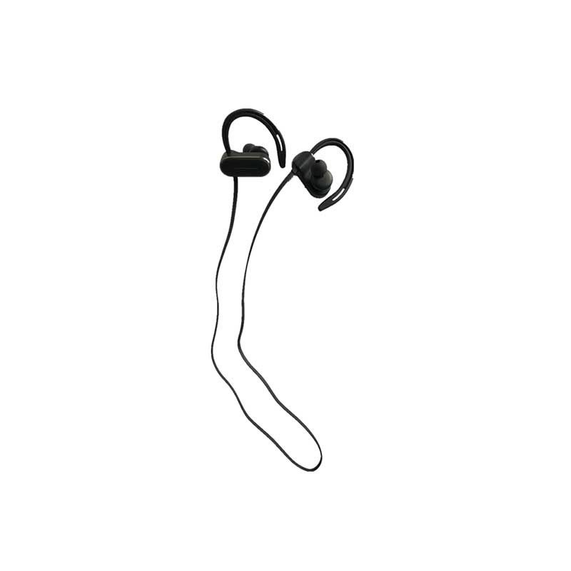 Super bass wireless earphones 32GB MP3 earhook headphone waterproof bluetooth headphones