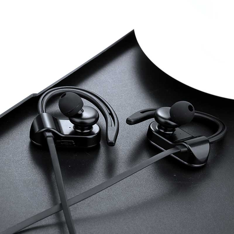 ROYAL TANIC sweatproof sports bluetooth headphones with mic for office-3