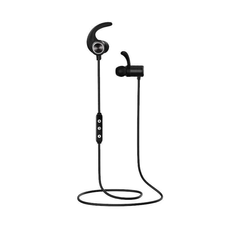 Smallest button control wireless bluetooth earburds waterproof sports headphones Magnetic portable bluetooth earphones