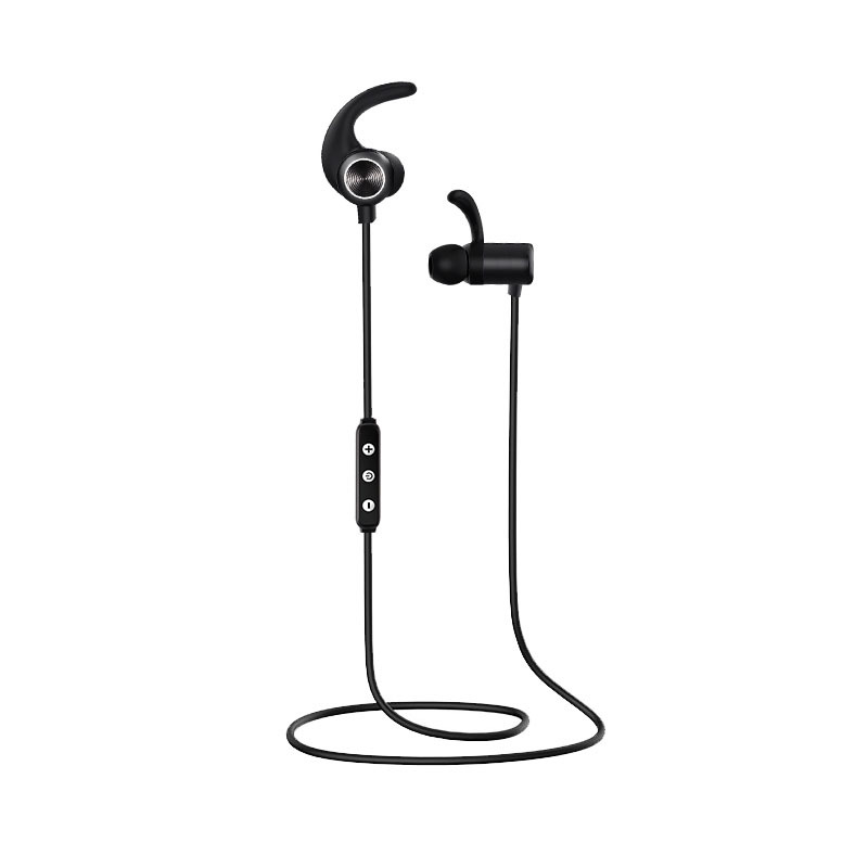 Smallest button control wireless bluetooth earburds waterproof sports headphones Magnetic portable bluetooth earphones