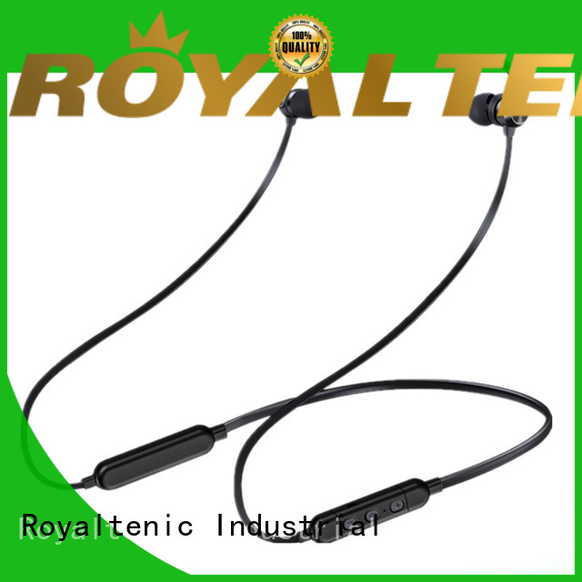 ROYAL TANIC sports bluetooth headphones on sale for work