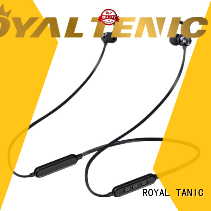 ROYAL TANIC good quality sports bluetooth headphones on sale fro daily life