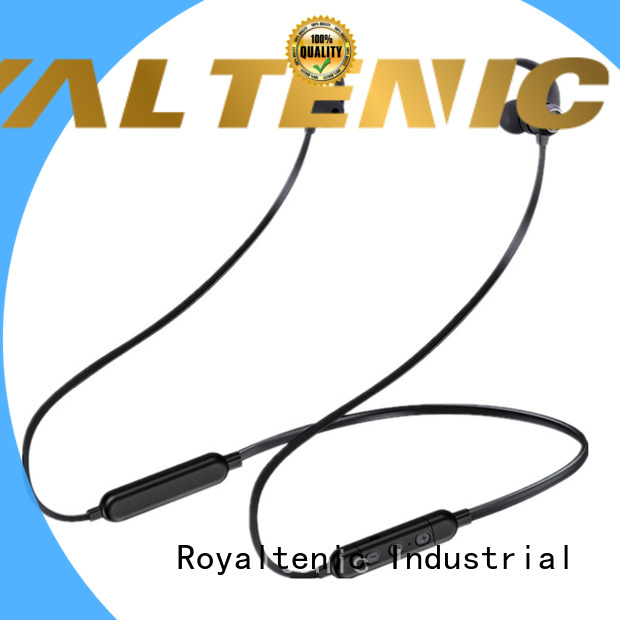 portable tws earphones on sale for office ROYAL TANIC