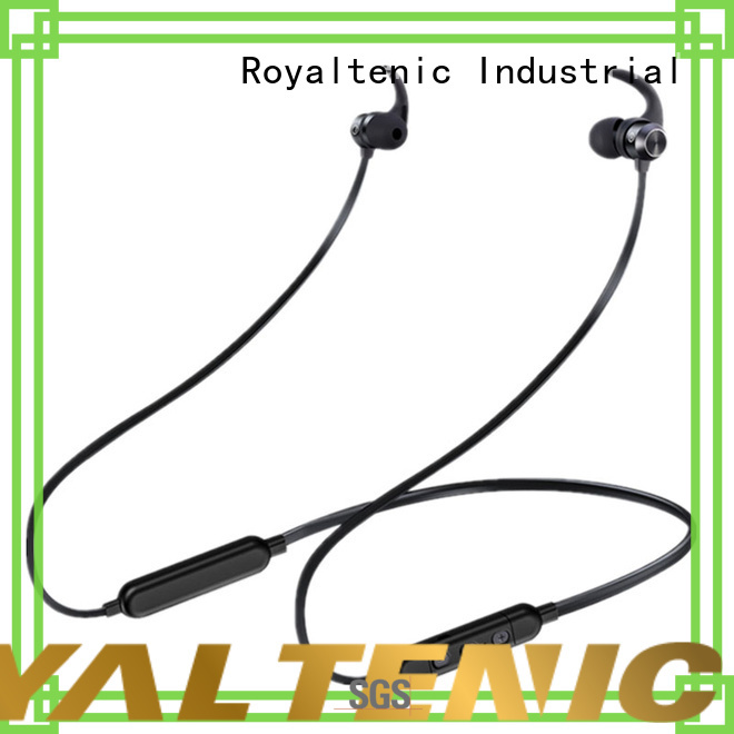 ROYAL TANIC efficient sports bluetooth headphones promotion for work