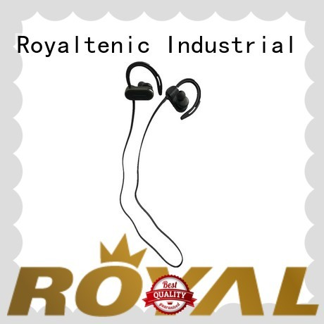ROYAL TANIC long lasting sports bluetooth headphones supplier for phone