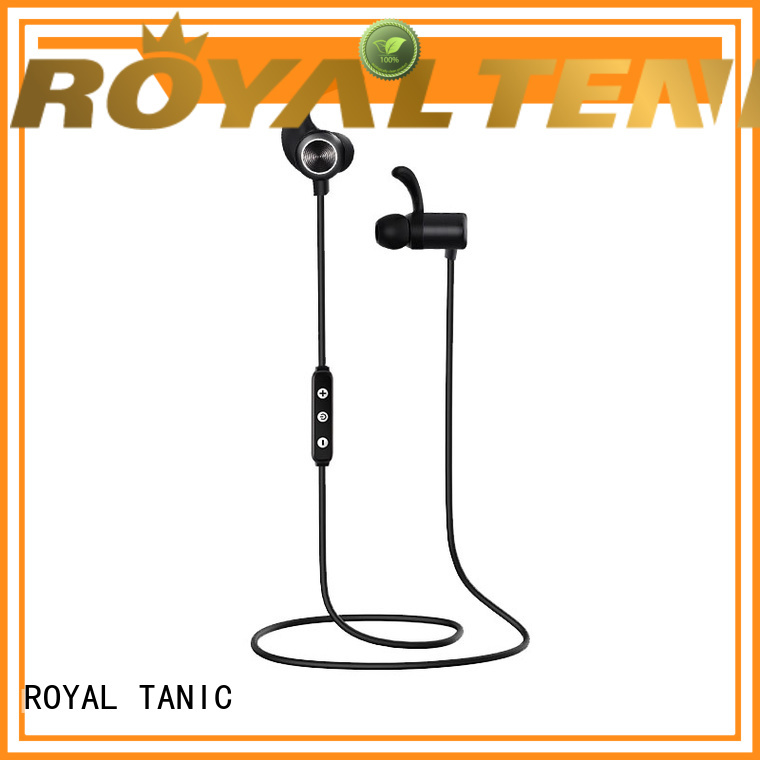 ROYAL TANIC good quality anc bluetooth headphones supplier for tv