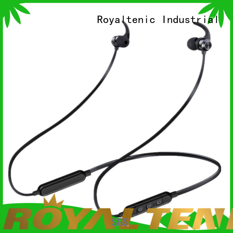 charging sports bluetooth headphones supplier for home ROYAL TANIC