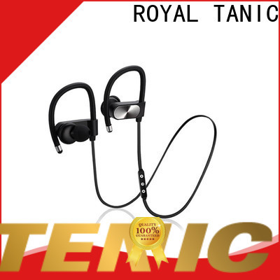 ROYAL TANIC best sports bluetooth headphones from China for running