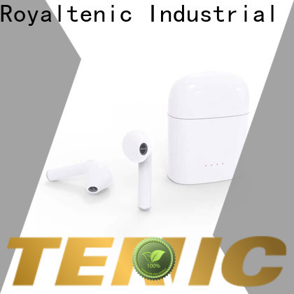 ROYAL TANIC tws earbuds factory price fro daily life