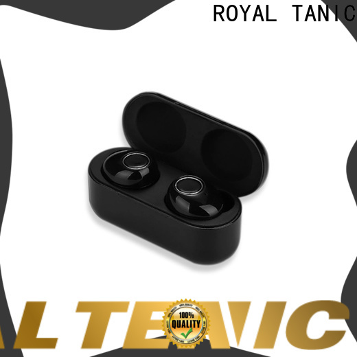 ROYAL TANIC long lasting tws headphones personalized for work