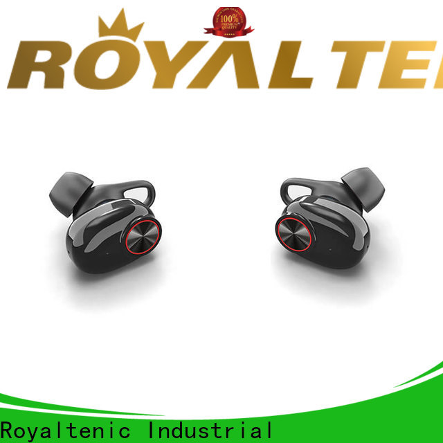 ROYAL TANIC efficient mini tws earbuds supplier fro daily life