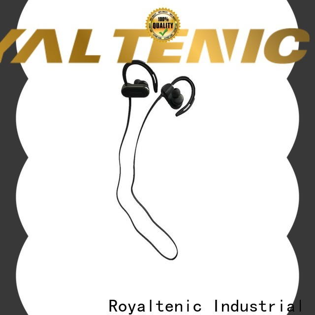 ROYAL TANIC good quality sports bluetooth headphones promotion for home
