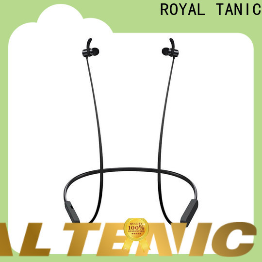 ROYAL TANIC magnetic earphones factory price for hiking