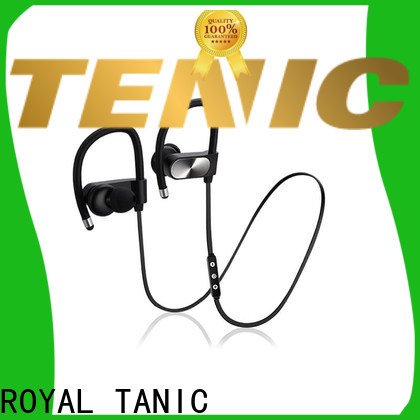 ROYAL TANIC waterproof bluetooth headphones from China for gym