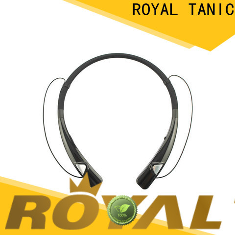 ROYAL TANIC magnet bluetooth headset from China for daily life