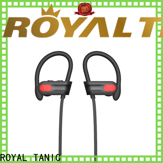 ROYAL TANIC best sport headphones series for hiking