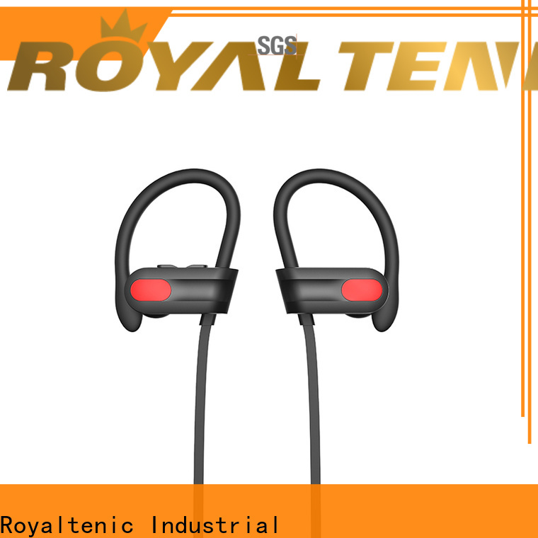 ROYAL TANIC sports headphones customized for running