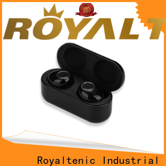 ROYAL TANIC mini tws earbuds factory price for phone