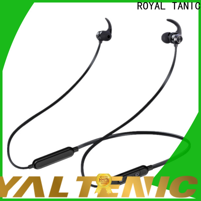 ROYAL TANIC efficient sports bluetooth headphones supplier for phone