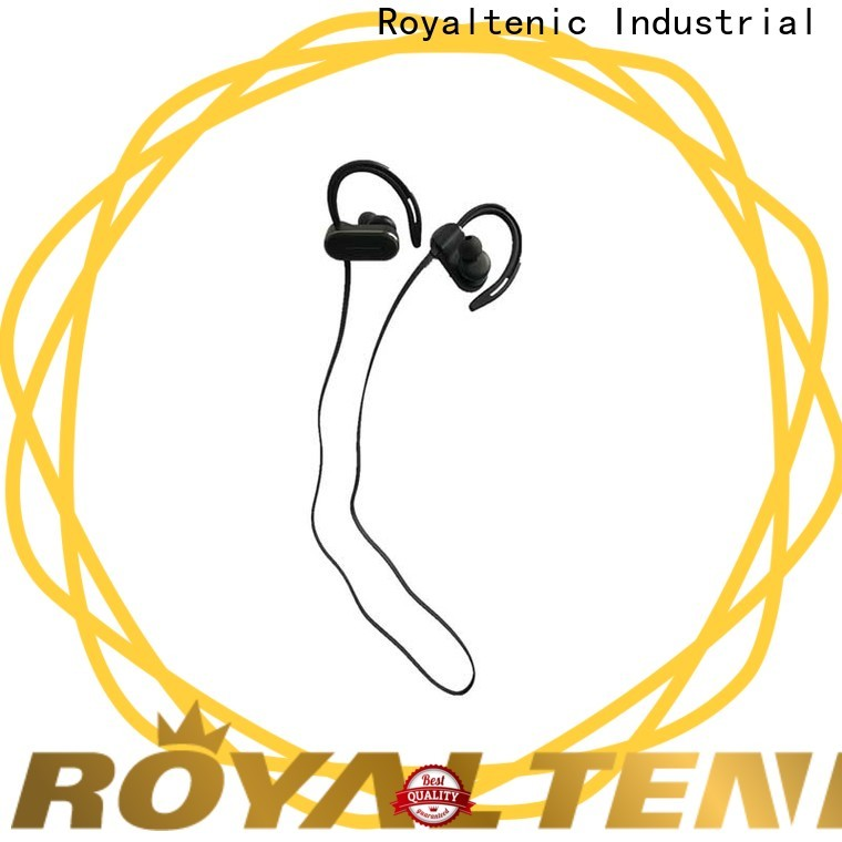 ROYAL TANIC sports bluetooth headphones with mic fro daily life