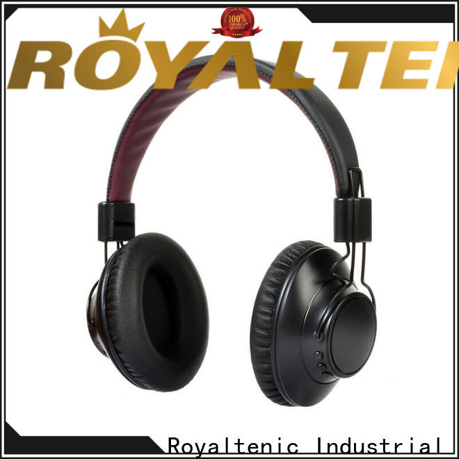 ROYAL TANIC professional noise cancelling headset on sale for office