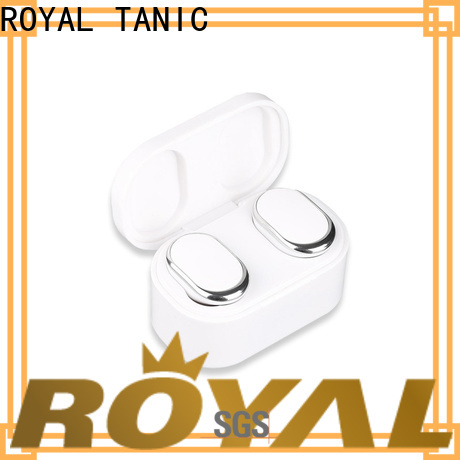 ROYAL TANIC sweatproof mini tws earbuds factory price fro daily life