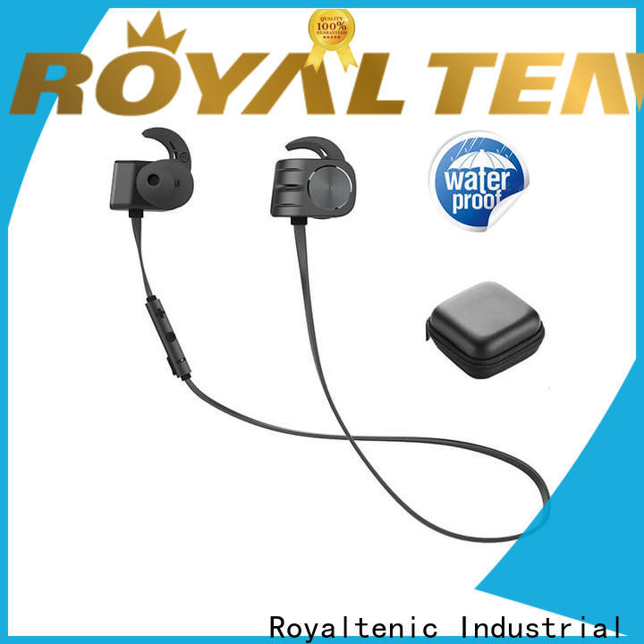 ROYAL TANIC magnetic earphones from China for outdoor sports