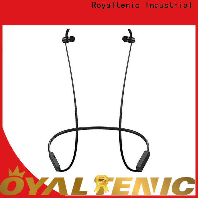 ROYAL TANIC magnet bluetooth headset manufacturer for running