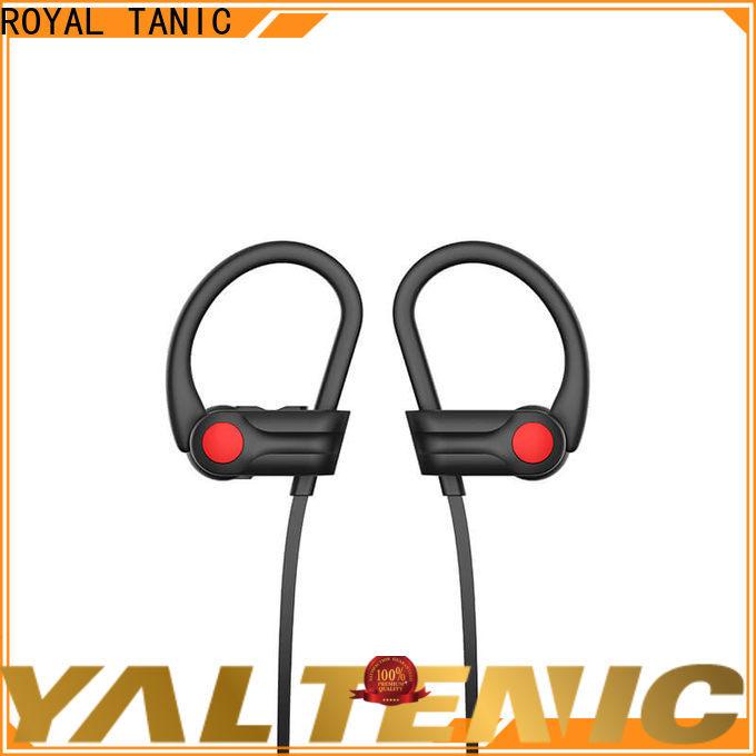 ROYAL TANIC waterproof bluetooth headphones series for hiking