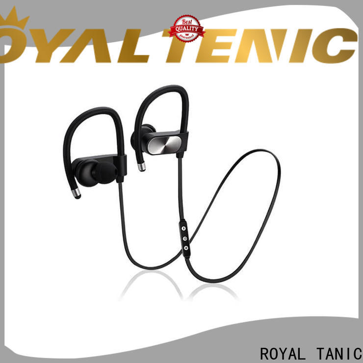 ROYAL TANIC running earphones directly sale for hiking