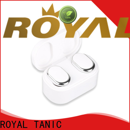 ROYAL TANIC realiable tws wireless earbuds factory price fro daily life