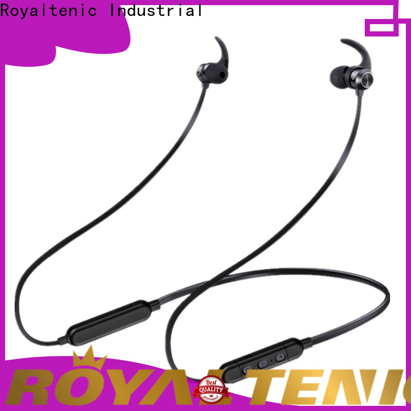 ROYAL TANIC sports bluetooth headphones supplier for tv