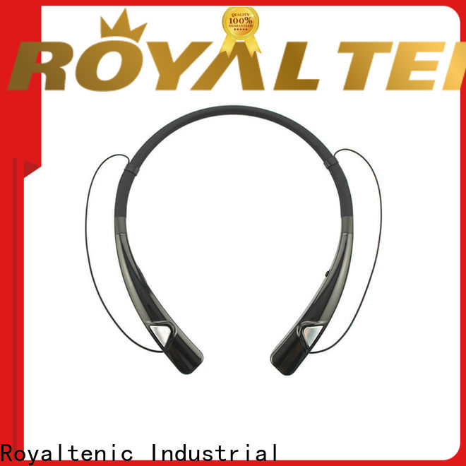 comfortable magnet bluetooth headset easy to carry for running