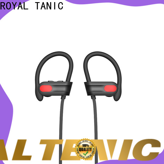 ROYAL TANIC hot selling gym headphones customized for exercise