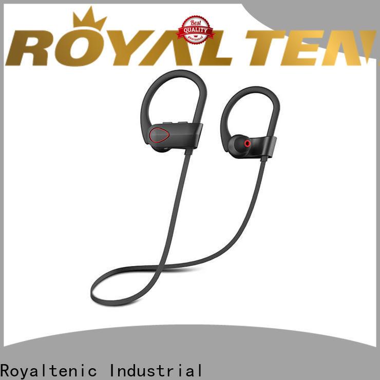ROYAL TANIC running earphones customized for hiking