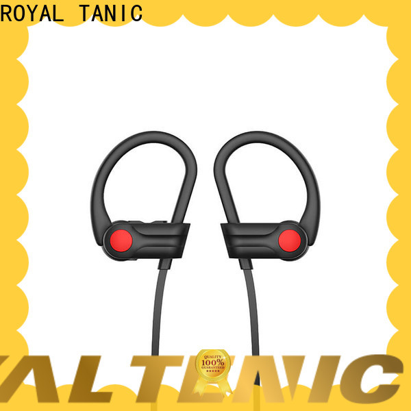 ROYAL TANIC practical gym headphones customized for exercise