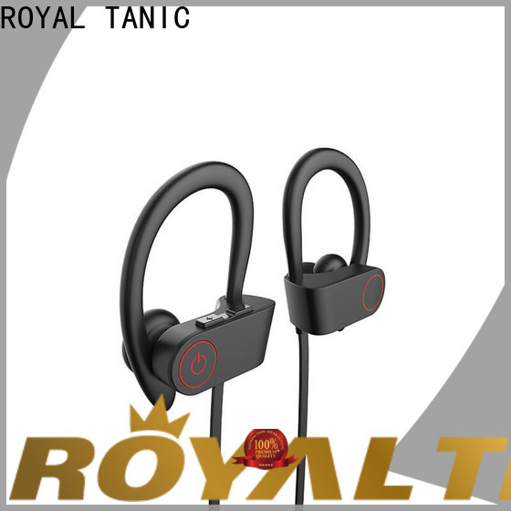 ROYAL TANIC running earphones customized for running