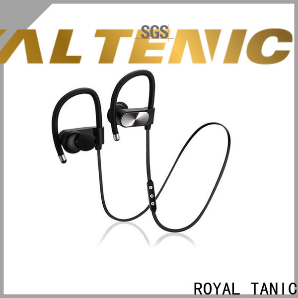 ROYAL TANIC best sport headphones directly sale for gym