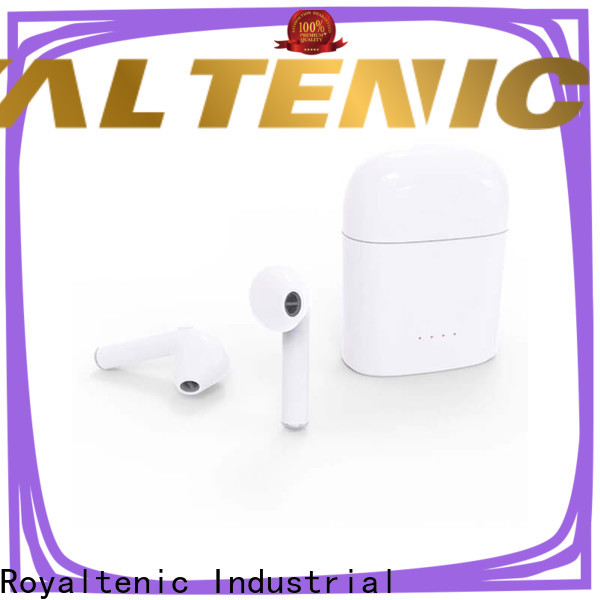 ROYAL TANIC mini tws earbuds factory price for tv