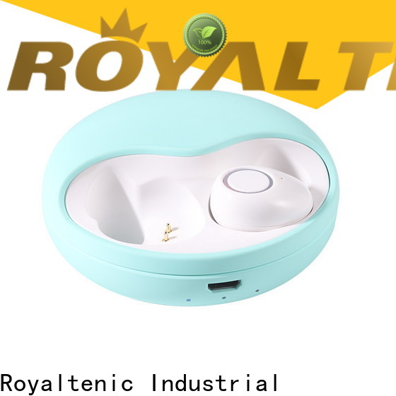 ROYAL TANIC sweatproof mini tws earbuds supplier for tv