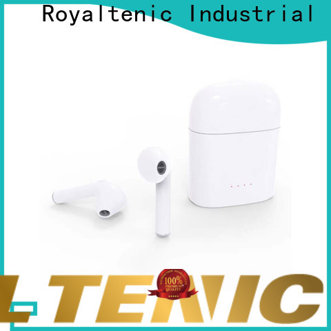 ROYAL TANIC efficient tws headphones factory price for phone