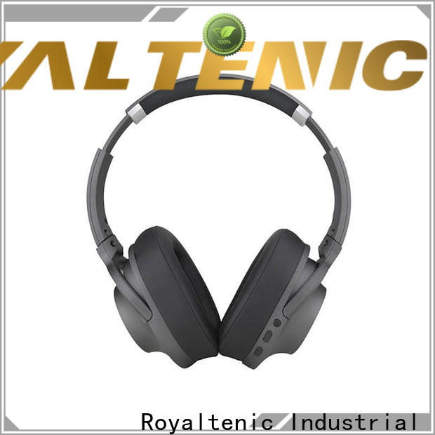 ROYAL TANIC durable anc bluetooth headphones online for office