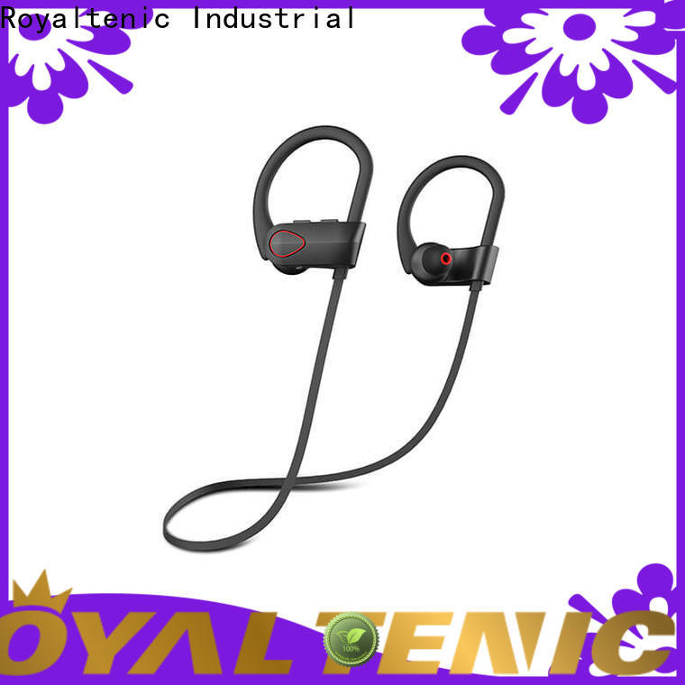 ROYAL TANIC sports earphones manufacturer for hiking