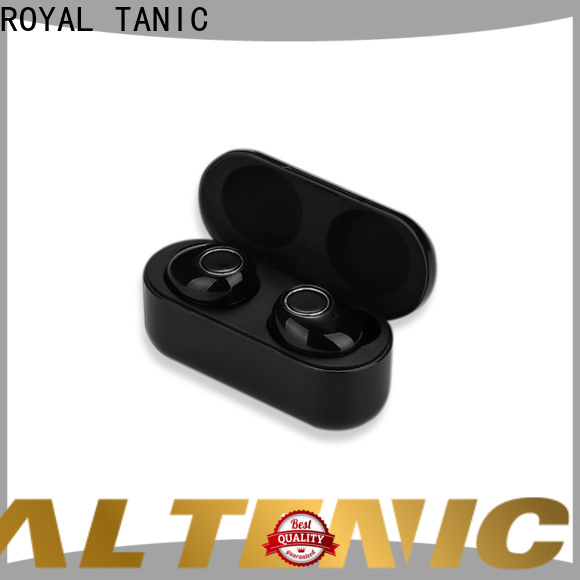 ROYAL TANIC tws wireless earbuds wholesale for office