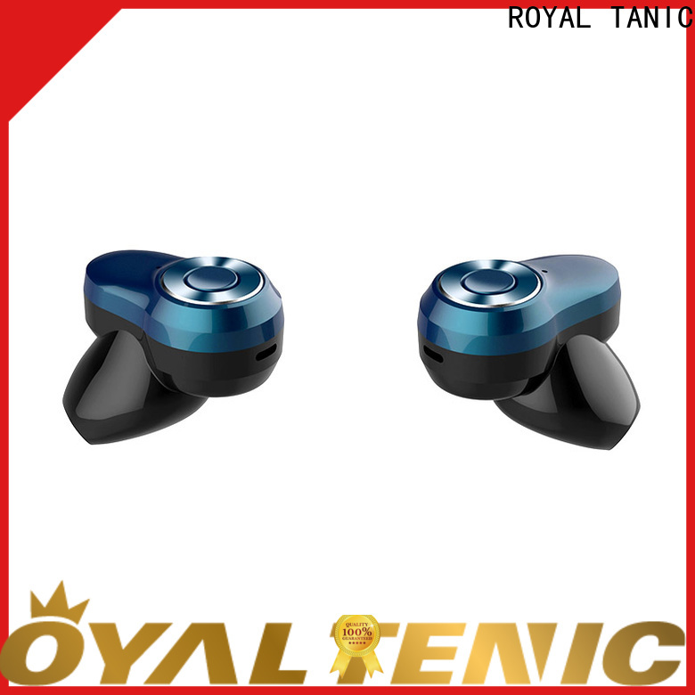 ROYAL TANIC realiable sports bluetooth headphones on sale for work