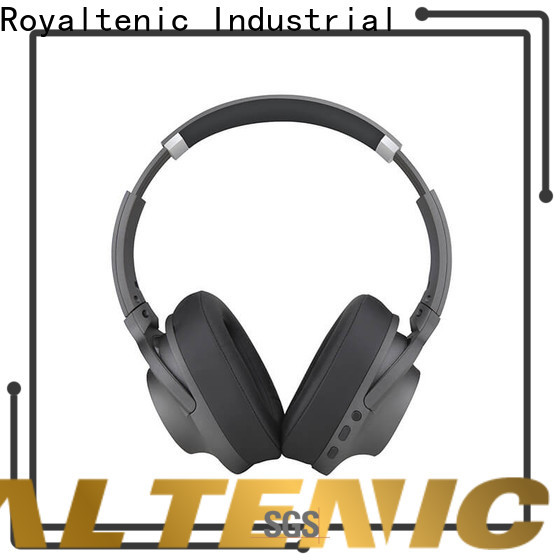 ROYAL TANIC noise cancelling headset promotion for home
