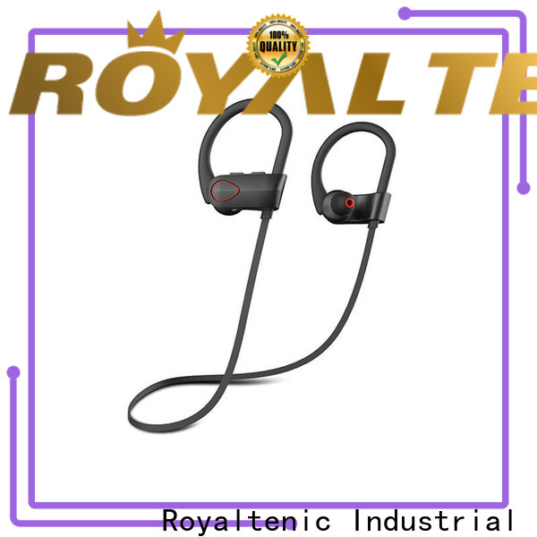 ROYAL TANIC long lasting running earphones directly sale for gym