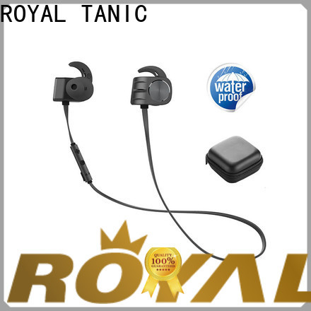 ROYAL TANIC popular magnetic earphones from China for outdoor sports